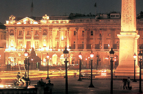 Отель De Crillon Palace 5*+, Франция фото №1