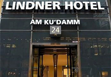 Отель Lindner Hotel am Ku`Damm 4*, Германия фото №2